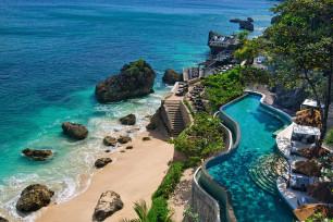 Ayana Ocean Beach Pool