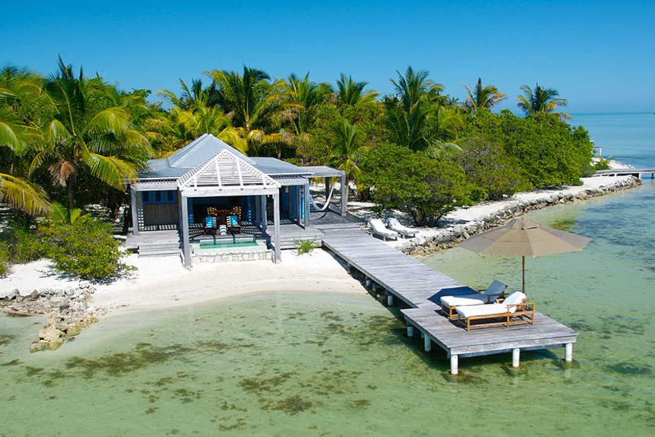 Cayo Espanto is the Ultimate Romantic Destination