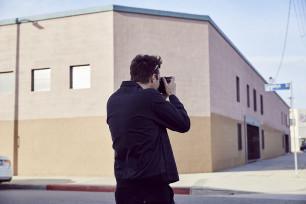 george byrne taking photo