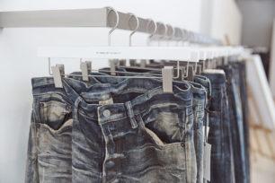Hiro Ikuta Jeans
